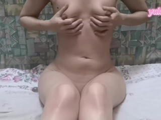 Today Sex Diary - afraid to get caught by roommate so I have a quickie small cum