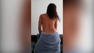 I get horny after showering, you'll be wanting more   Argentina Amateur