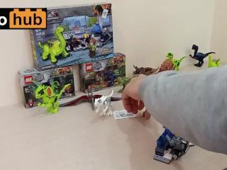 Vlog 16: A Lego dinosaur egg incubator