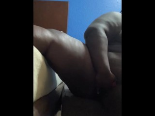 My anal plug and me