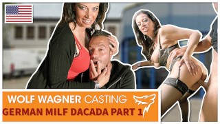 MILF Dacada invites Andy Star for a Milf fuck!! WOLF WAGNER CASTING