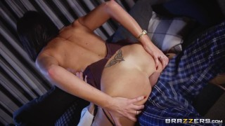 Brazzers - Mother in law milf Ava Koxxx takes Danny D's huge cock up the ass