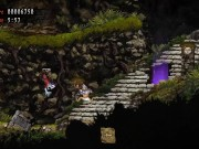 Let's Play Ghost N Goblins Ressurection Part 1 Enjoying the pain
