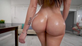 BANGBROS - Big Booty PAWG Compilation Featuring Kelsi Monroe, Lilly Hall, Anastasia Brokelyn + More!