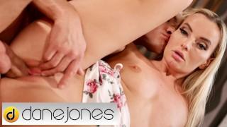 Dane Jones Small tits blonde Victoria Pure intimate romantic sex