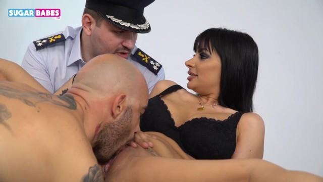 SUGARBABESTV : GREEK POLICE KNOW HOW TO FUCK