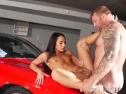 TRANSEROTICA Trans Cutie Khloe Kay Anal Banged And Rimmed