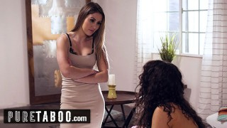 PURE TABOO Paige Owens Cheating Lesbian Girlfriend Gets Caught