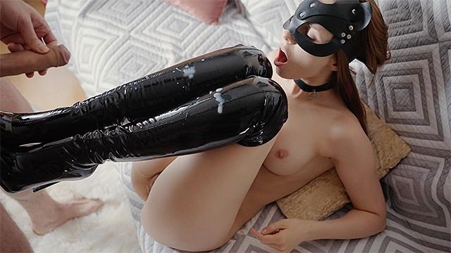 Pics boots porn FREE boots