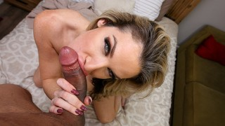 Perv Stepmom Kayla Paige Loves Taking Nudies And Son's Dick