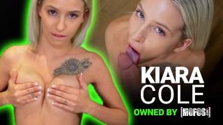 Mofos – Dirty Delivery Girl Kiara Cole Rides Big Cock POV