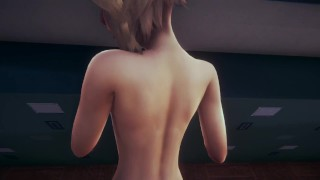 [SPIDERMAN] POV Spider Gwen go out with you (3D PORN 60 FPS)
