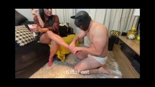 Películas porno completas - Prev Kiffa Foot Sub Fumar Ashtray Pie Fetish Fumar Cenicero Pie