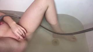 Porno completo - Russian Babe Shower Masturbation Russian Female Orgasm Water Jet Female Clit Orgasm
