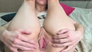 Darmowy seks wideo - Pink Pussy Prawdziwy Orgazm Prawdziwe Kapiące Mokre Cipki Z Bliska - Incrediblegirl