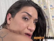 Big Dick TS Adriana Rodrigues Teases Ass And Strokes