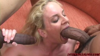 Simone gets her Pussy Double Pounded into Submission