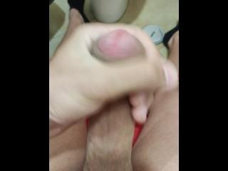Sexy Boy masturbating