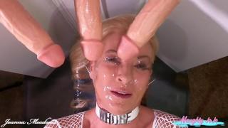 假阳具 Mega Bukkake3 Squriting 假阳具和他妈的机器 Joanna Meadows NaughtyJoJo 暨面部护理