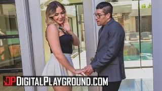 DigitalPlayground Xander Falls In Love With Blair William's Booty & Fills Her Ass With Hot Cum