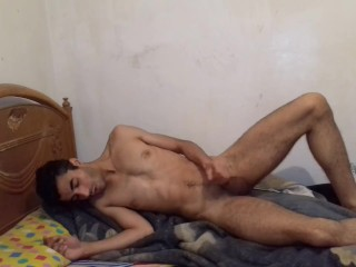 Guy making hot anal fucking inside his friend's pussy