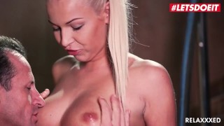 Relaxxxed Karol Lilien Big Tits Czech Babe Seduced Into Hot Fuck By Fitness Instructor LETSDOEIT