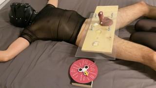 Wheel of Fortune #1 – CBT – Orgasm – Post orgasm torture