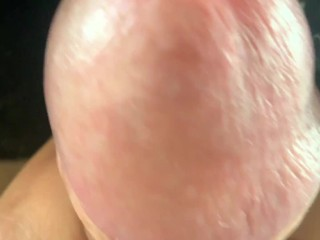 Femboixxx fetish play with cock with no cum