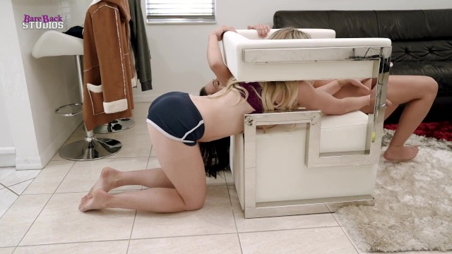 Double Stuck Free Use Step Daughter - Alice Visby and Cory Chase