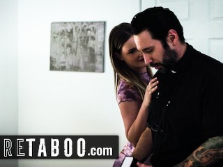 PURE TABOO Eliza Eves Seduces Priest During Intervention
