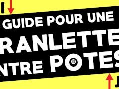 Romain te Guide , pour une Super Branlette ! / JOI Français Asmr