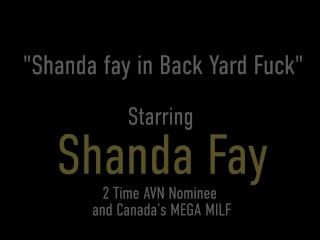 Canadian MILF Shanda Fay Is A Loving Neighbor Giving A Hand!