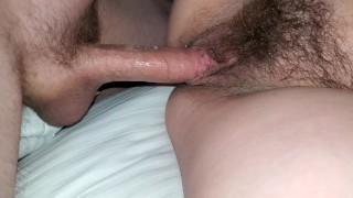 Hairy, pregnant, cum filled and craving more!