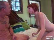 Zoey Nixon and Pat Myne in Blowjob - Deep Throat scene