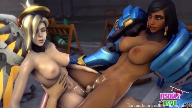 2021 Overwatch SFM Compilation with sound