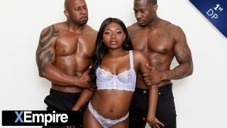 XEmpire – Gorgeous Ebony Noemie Bilas' 1st DP