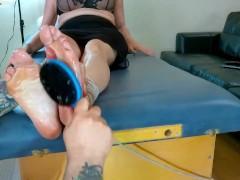 Harmonex Has Extremely Ticklish Feet Preview