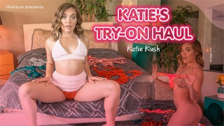 VRALLURE Katie's TryOn Haul