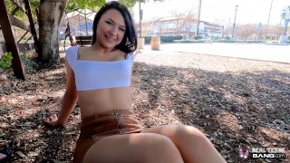 Real Teens Sexy JC Silva Fucked During Porn Casting