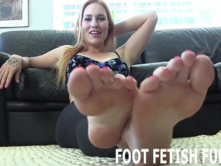 Sexy Feet Pov