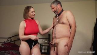 严重的性爱电影 Hadley Mason Pegs Stepdad