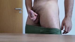 Porno Wideo - Big Uncut Veiny Cock Closeup - Verbal Male Dirty Talk