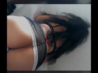 Je retrouve mon ex femme sur pornhub et elle me fait jouir en direct grosse éjac