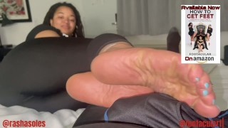 Footacular Thick Feet To Eat And Skeet