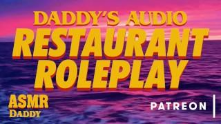 色情免费 - Daddy Dick 爸爸的肮脏餐厅角色扮演 公共性 Ddlg Asmr音频