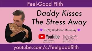 梦电影色情 - Ddlg Roleplay Gentle Loving Daddy Cuddles & Kisses You After A Bad Day