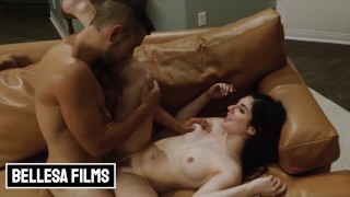 Bellesa Dante Colle Goes To Drop Something Off For His Friend & Runs Into Flirtatious Keira Croft