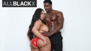 Aryana Adin The JUCIEST Ass In Porn AllBlackX