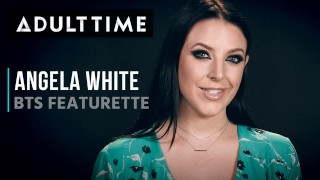 ADULT TIME Angela White BTS of PERSPECTIVE