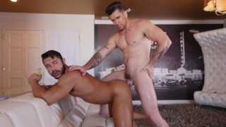 Big Ass Seth Santoro Gets Pounded Out By Muscle Daddy Trenton Ducati